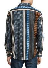 Robert Graham Tao Long-Sleeve Woven Sport Shirt