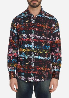 Robert Graham Technicolor Sport Shirt