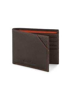 Robert Graham Textured Leather Wallet