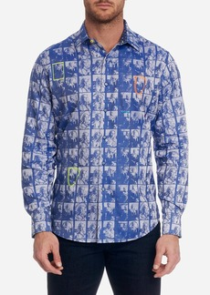 Robert Graham The Audition Embroidered Sport Shirt