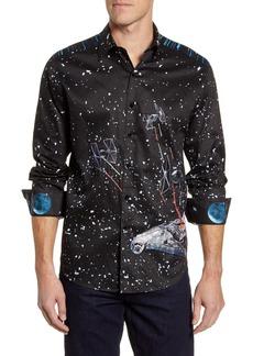 Robert Graham The Falcon Classic Fit Button-Up Shirt