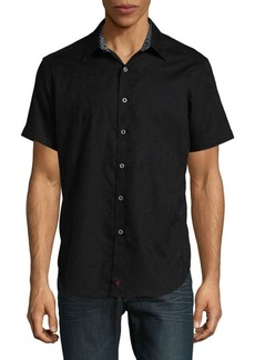 Robert Graham Time After Time Cotton Shirt