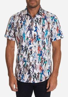 Robert Graham Trixie Short Sleeve Shirt