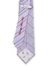 Robert Graham Vale Check Silk Tie