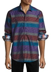 Robert Graham Vatican Hill Long-Sleeve Sport Shirt