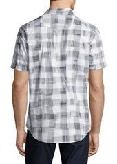 Robert Graham Venire Short-Sleeve Sport Shirt