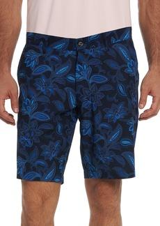 Robert Graham Voodoo Floral Hybrid Shorts
