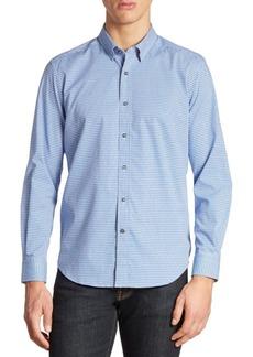 Robert Graham Wade Regular-Fit Checkered Shirt