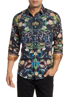 Robert Graham Warner Classic Fit Sport Shirt