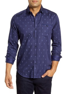 Robert Graham Wilshire Regular Fit Button-Up Sport Shirt