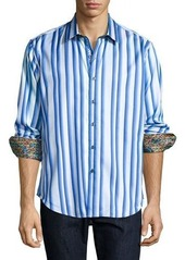 Robert Graham Wind Park Long-Sleeve Sport Shirt
