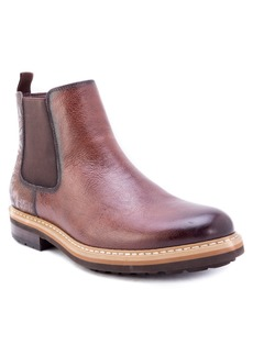 Robert Graham Yates Textured Chelsea Boot (Men)