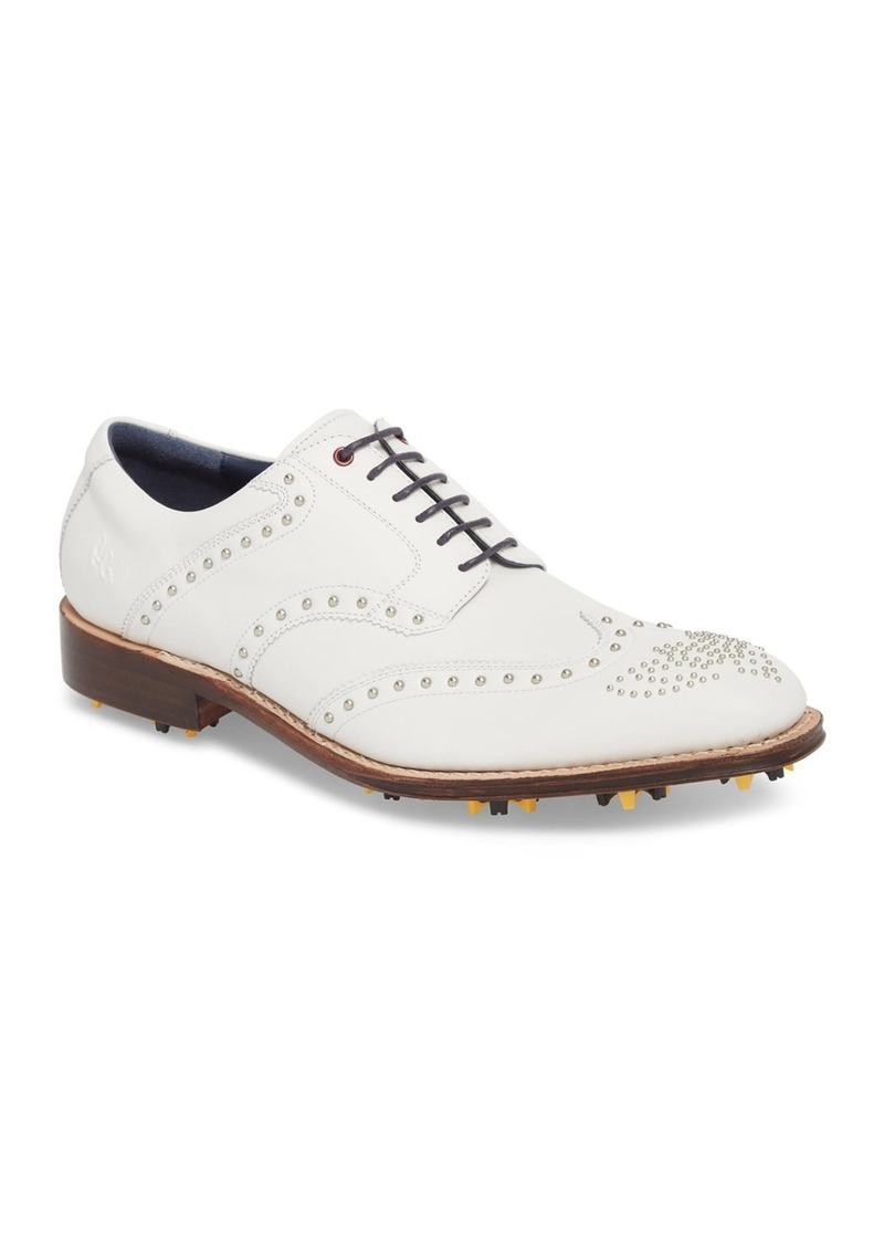 Robert Graham Rocker Studded Oxford