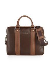 Robert Graham Roman Leather Briefcase
