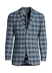 Robert Graham Rosberg Check Blazer