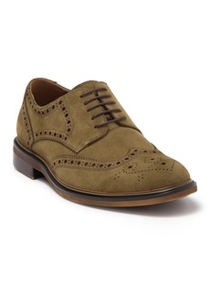 Robert Graham Rossberg Suede Wingtip Derby