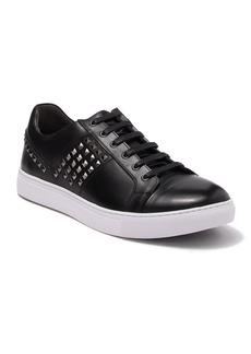 Robert Graham Ruman Studded Leather Sneaker