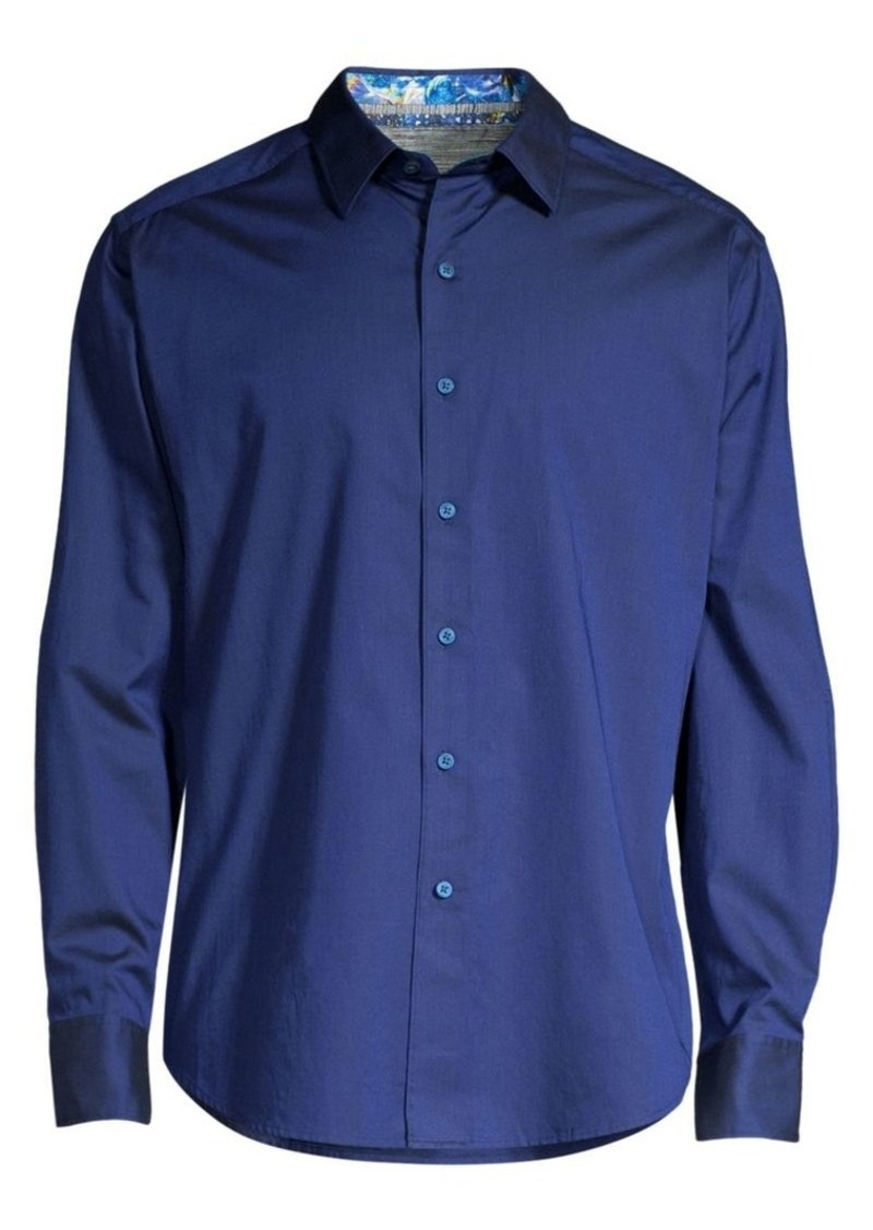 Robert Graham Rutherford Collared Shirt