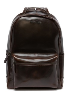 Robert Graham Sauders Leather Backpack