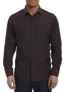 Robert Graham Seneca Lake Paisley Pines Sport Shirt