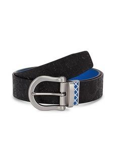 Robert Graham Senegal Reversible Leather Belt