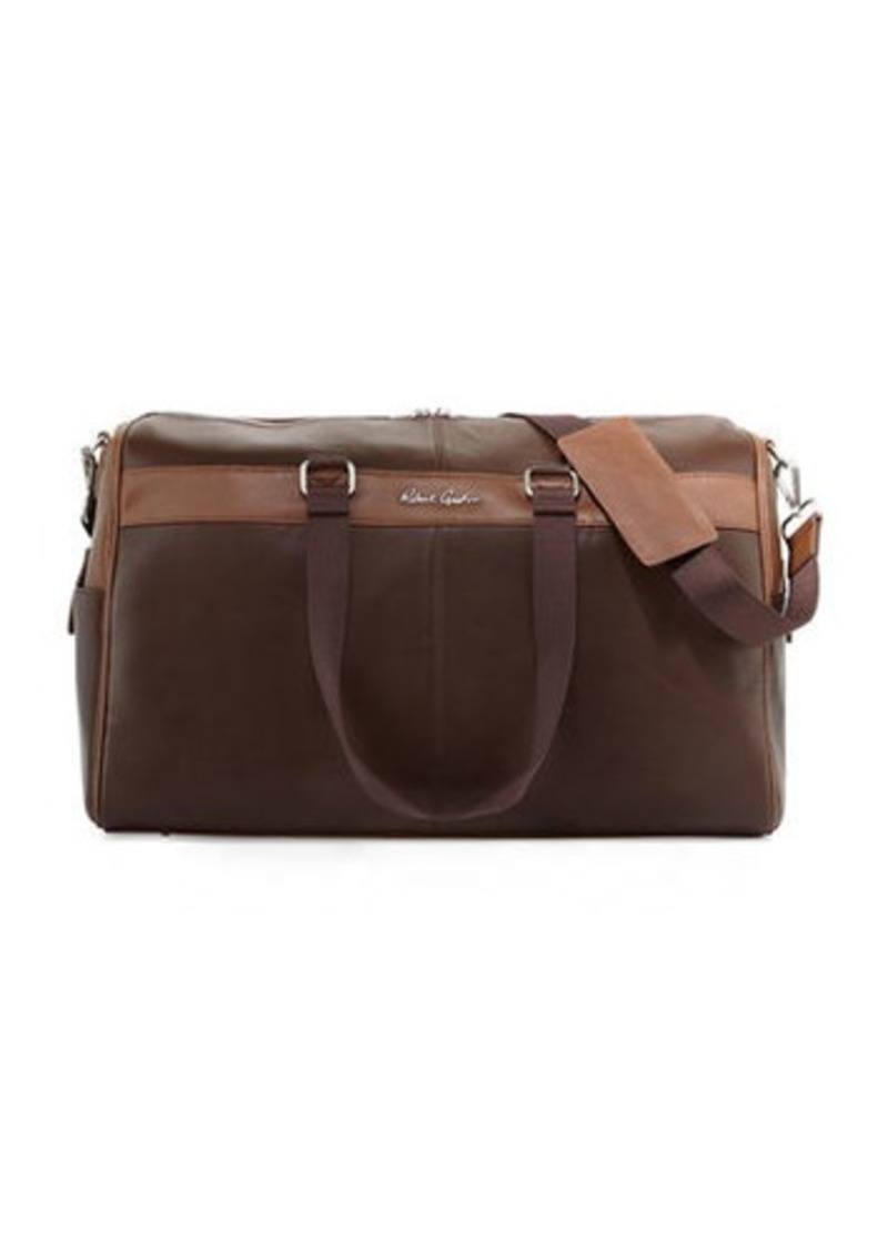 ad5989b133a Robert Graham Siran Leather Duffel Bag Now  191.75