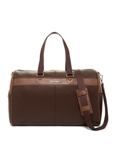 Robert Graham Siran Leather Duffle Bag