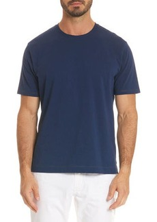 Robert Graham Solid Cotton Jersey T-Shirt