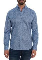 Robert Graham Solis Classic-Fit Printed Sport Shirt