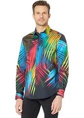 Robert Graham Sweet Song Long Sleeve Woven Shirt