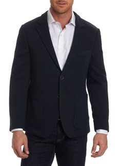 Robert Graham Tailored-Fit Notch Sportcoat