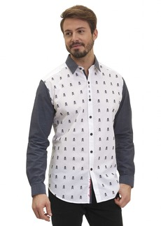 Robert Graham Tailored Fit Socal Sport Shirt