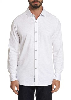 Robert Graham Tambun Knit Long Sleeve Shirt