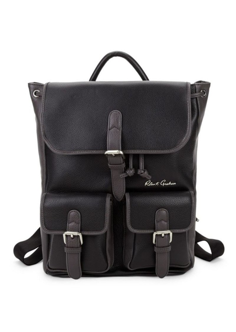 Robert Graham Tasso Leather Backpack