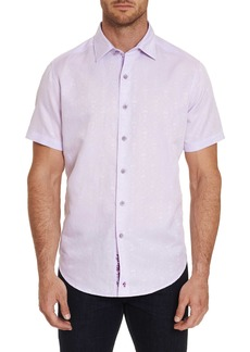 Robert Graham Temple of Skull Short Sleeve Shirt