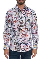 Robert Graham Tempo Scroll Sport Shirt