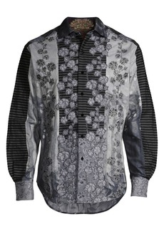 Robert Graham The Kinsey Floral Button-Down Shirt