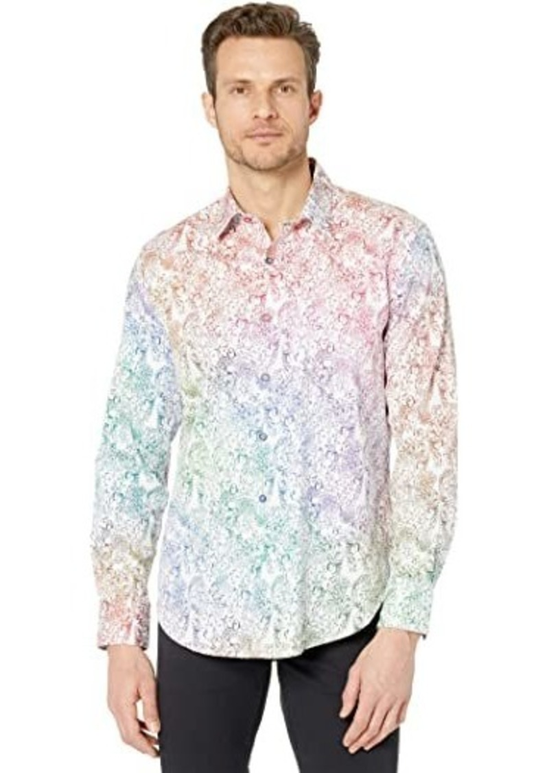 Robert Graham Upsetters Long Sleeve Woven Shirt
