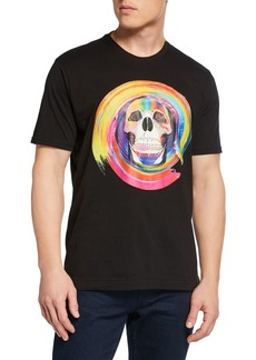 Robert Graham Vortex Graphic-Print T-Shirt