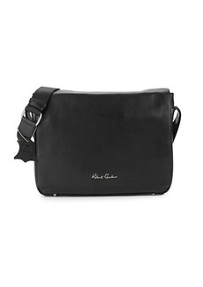 Robert Graham Vuillard Leather Messenger Bag