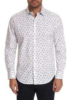 Robert Graham White Hot Sport Shirt