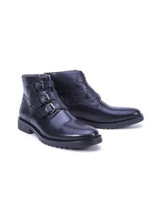 Robert Graham Wilkes Leather Boot