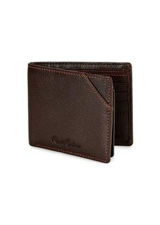 Robert Graham Willow Leather Bi-Fold Wallet