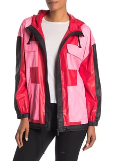 Robert Rodriguez Celeste Colorblock Zip Jacket