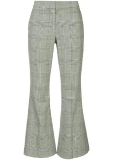 Robert Rodriguez checked cropped trousers