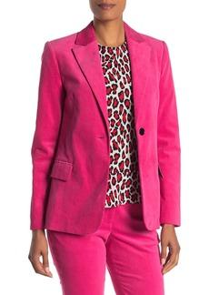 Robert Rodriguez Gabrielle Velvet Jacket