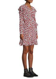 Robert Rodriguez Lena Wrap Dress