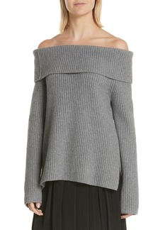 Robert Rodriguez Off the Shoulder Sweater