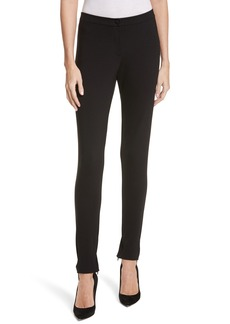 Robert Rodriguez Ponte Knit Stirrup Pants