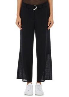 Robert Rodriguez Women's Belted Crop Pants